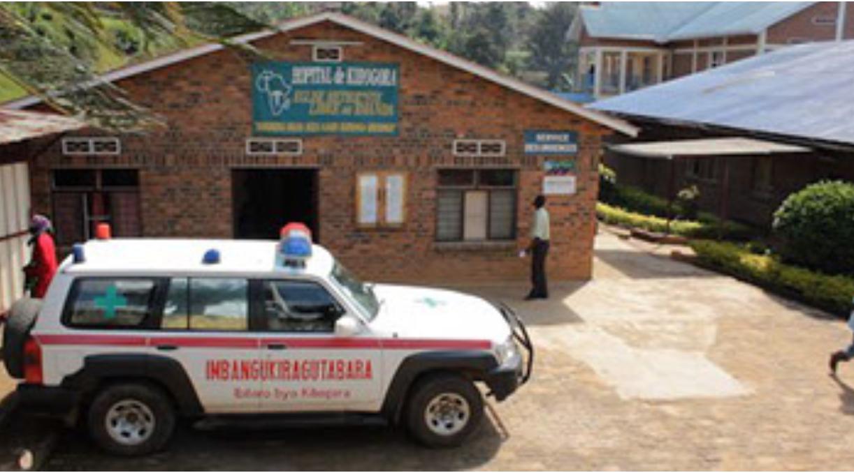 kibogora hospital and maternity ward